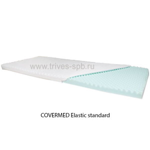 Ортопедический наматрасник COVERMED Elastic standard(ТОП-120)