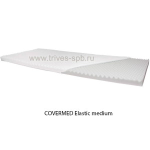 Ортопедический наматрасник COVERMED Elastic medium (ТОП-120)