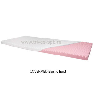 Ортопедический наматрасник COVERMED Elastic hard(ТОП-120)